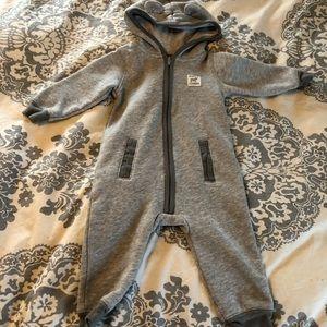 Carters Fleece Outfit